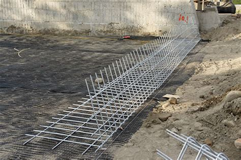 Wire Mesh Facing - ACE Geosynthetics EcoPark