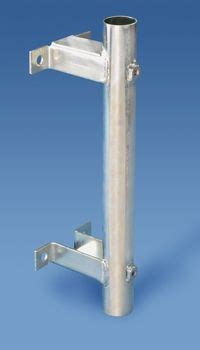 Wall Mounted Flagpole Holder for 1'' dia