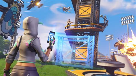 Fortnite Creative mode guide: how to build your own