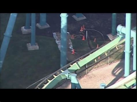 Man Gets Hit by Roller Coaster at Cedar Point and DIES
