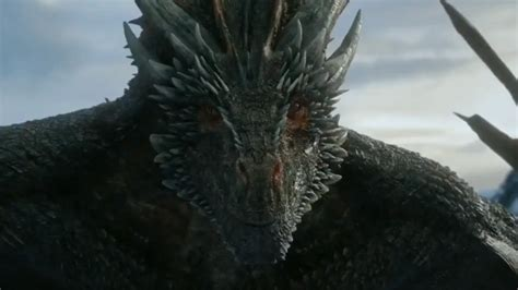 Game Of Thrones: Dragons Staring At Jon Snow Might Be Show