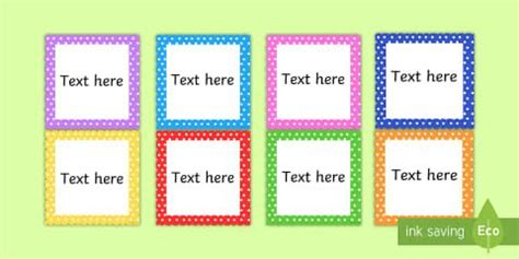Editable Tray Labels - Gratnell Tray Labels - Back to