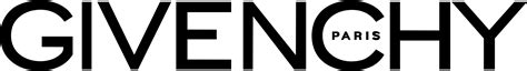 Library of givenchy paris logo vector black and white