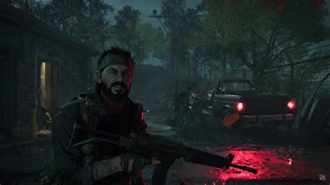 Call of Duty: Black Ops Cold War Nowhere Left to Run