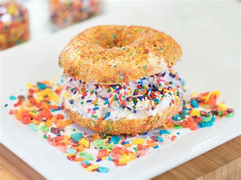 7 Cereal Bagels You Should Eat Immediately | Food & Wine