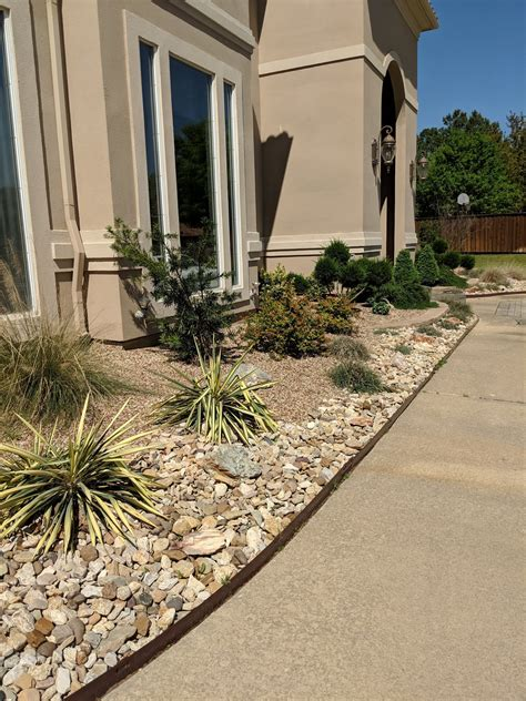 Another newly completed landscape project