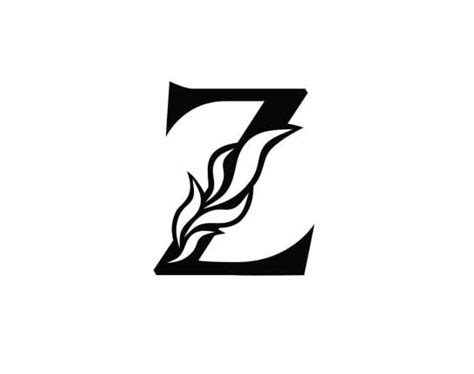 30 Letter Z Tattoo Designs, Ideas and Templates - Tattoo