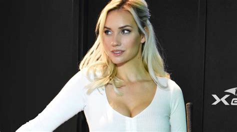 Sexism storm erupts over Paige Spiranac's comment on Greg