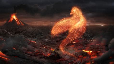 The legend of the phoenix explained