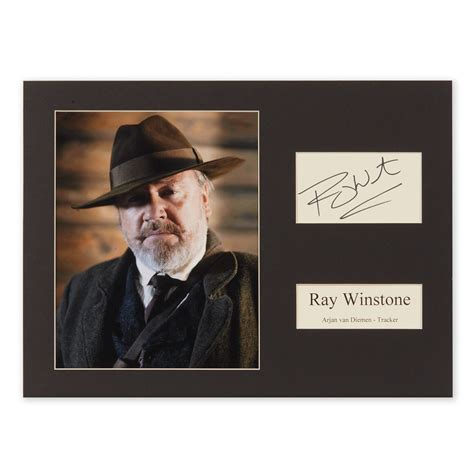 COLLECTION RAY WINSTONE AUTOGRAPH & PHOTOGRAPHS   eBay