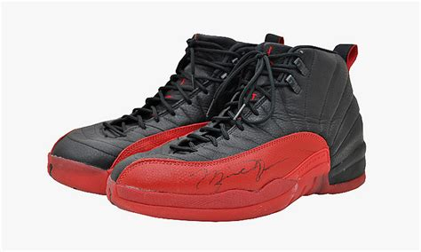 """Michael Jordan's """"Flu Game"""" Shoes Sell for Record $104,000"""