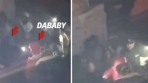 Rapper DaBaby sued for $30,000 in damages by woman he